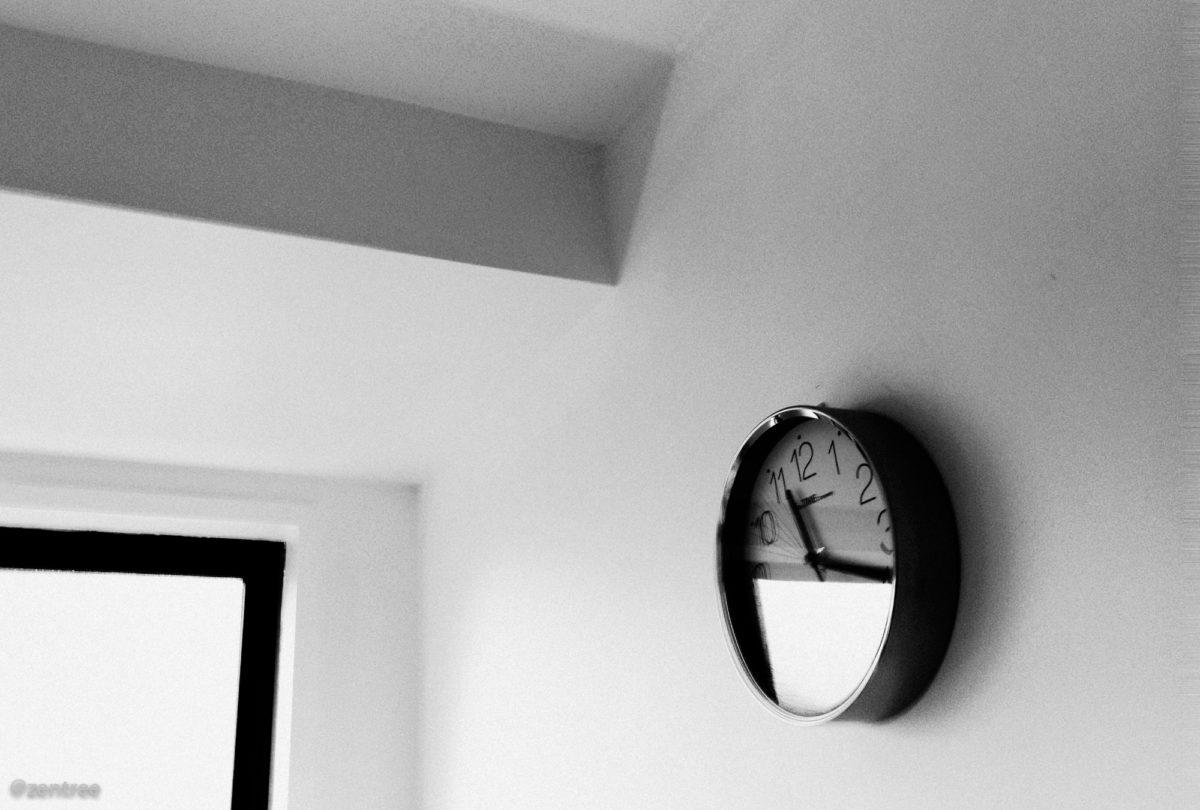 Geometría de reloj